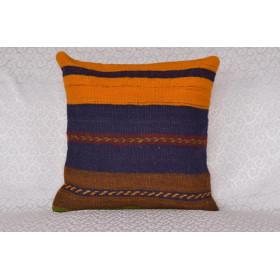 "16 X 16 Handmade Decorative  Pillow 1'3,7"" X 1'3,7"""